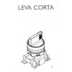 SELECTOR LEVA CORTA 3 POS. CON RETORNO