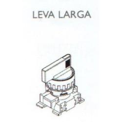 SELECTOR LEVA LARGA 3 POS. CON ENCLAV
