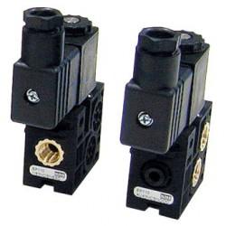ELECTROPILOTO SIMPLE 3/2 NA ø4 POS IZDA/DCHO