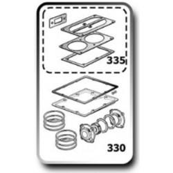 KIT JUNTAS+SEGMENTOS+SEMICASQUILLOS+RET NS11/B2800