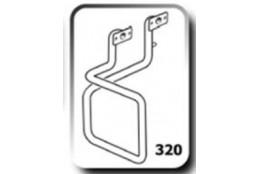 KIT TUBO ENTRE-ETAPAS B6000