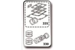 KIT JUNTAS+SEGMENTOS+RODAMIENTOS NS12/NS19/A29/A39