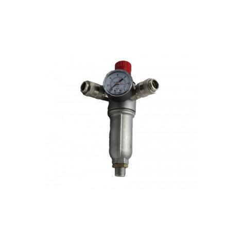Regulador presion compresor