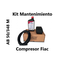 KIT MANTENIMIENTO COMPLETO CON ACEITE AB 50/348 M