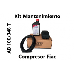 KIT MANTENIMIENTO COMPLETO CON ACEITE AB 100/348 T